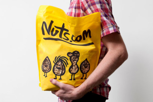 (via New Work: Nuts.com | New at Pentagram)