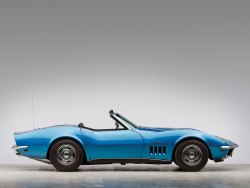 1965 Chevrolet CORVETTE 427 Sting Ray Cabriolet