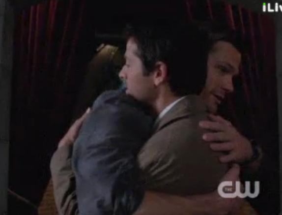 OMG!! A HUG FINALLY!!