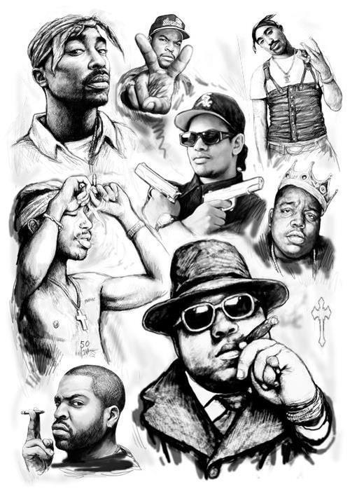 thatkiddguy:  Old School hip hop ish!