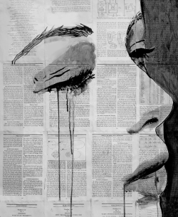 pikeys:  Elements, 2013 by Loui Jover