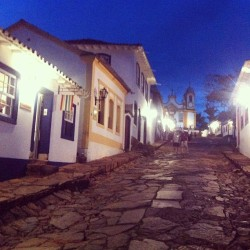 Tiradentes, a beautiful colonial town in Minas Gerais. If you're in the hood, stop by! #Brasil #latergram