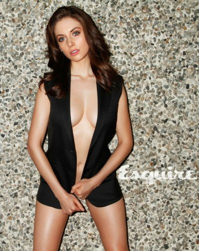 vodmart:  Alison Brie - Esquire May 2013