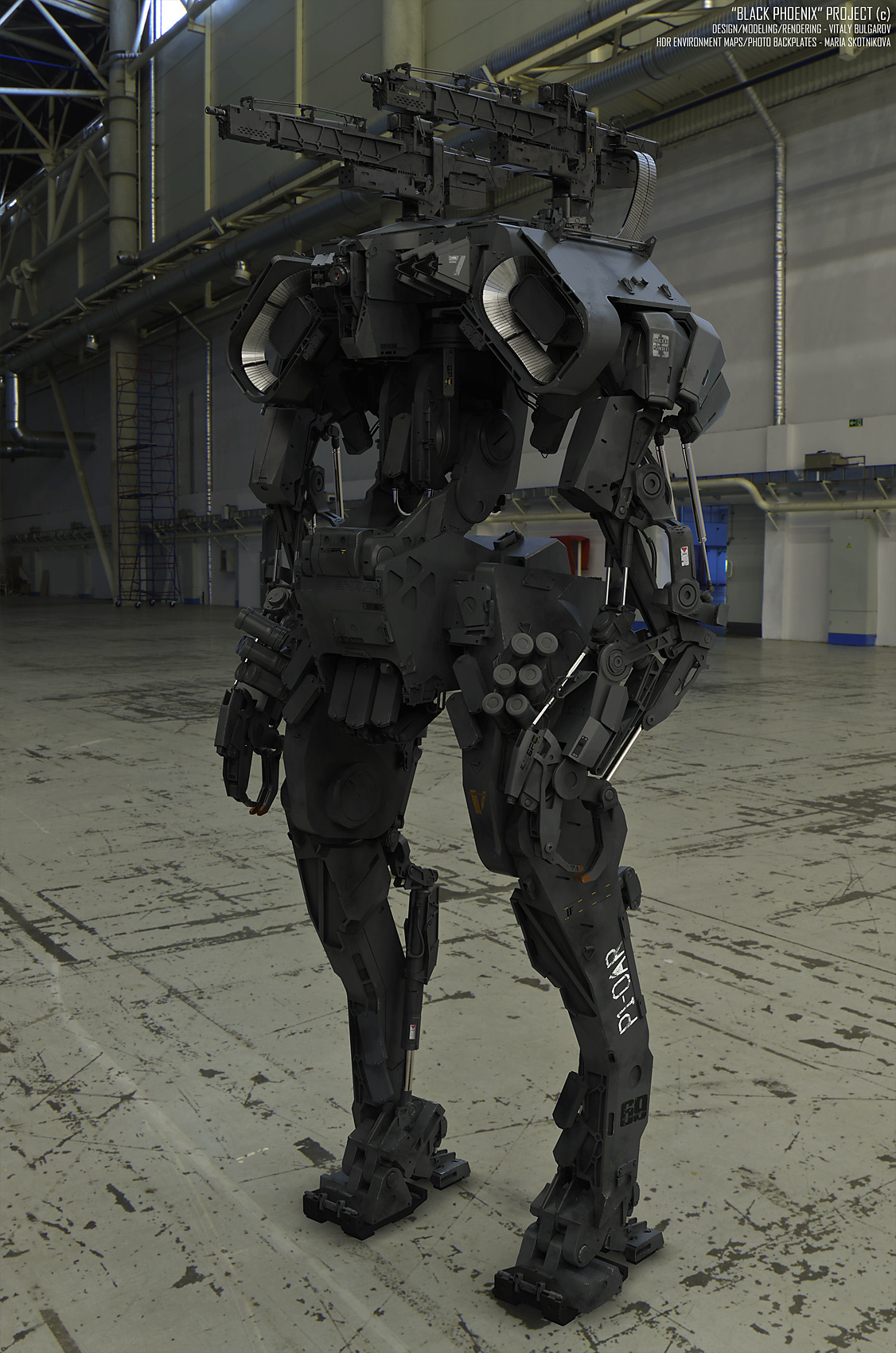 aww man, mechs are cooool