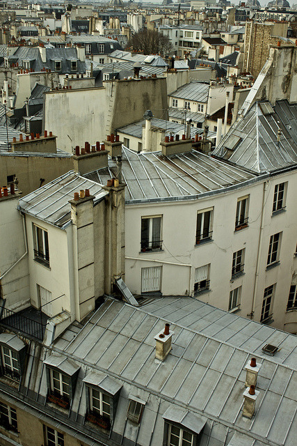 macreddinphotography:  website | blog | flickr Rooftops by Mac Reddin