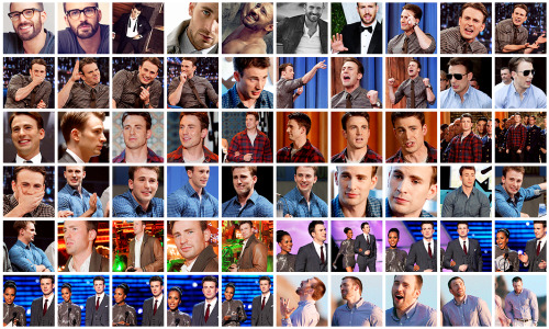 60 Chris Evans Icons @ Citadel Icons.