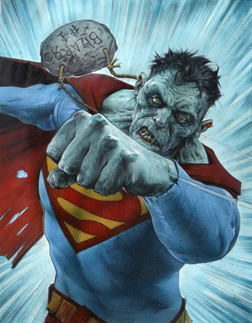 xombiedirge:  Bizarro : by Greg Staples / Facebook