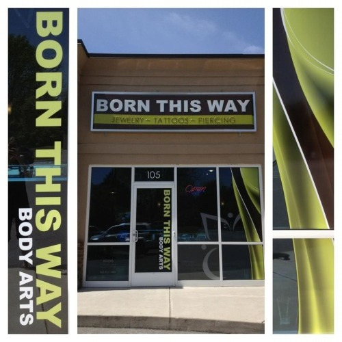 Phase 1 at [Born This Way Body Arts - Knoxville, TN]……. DONE.   Phase 2… ENGAGE.