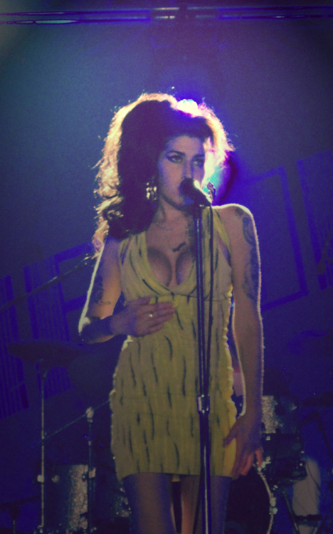 Amy Winehouse, Summer Soul Festival, Recife - BrazilPhoto: David Ciriaco