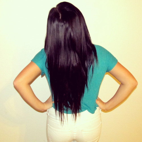 So then I was like, LONG HUR DON'T CUR.  Instagram: xoxojobeth