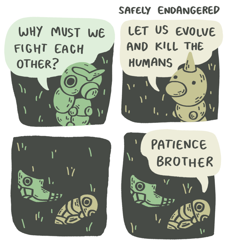 comic why must we fight each other pokemon