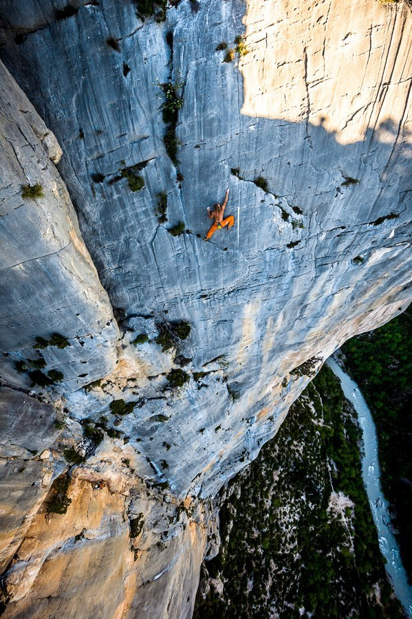 what-a-climber:  Mich Kemeter Photo Alexander Buisse Photography on I Love Climbing  Dream climbing location