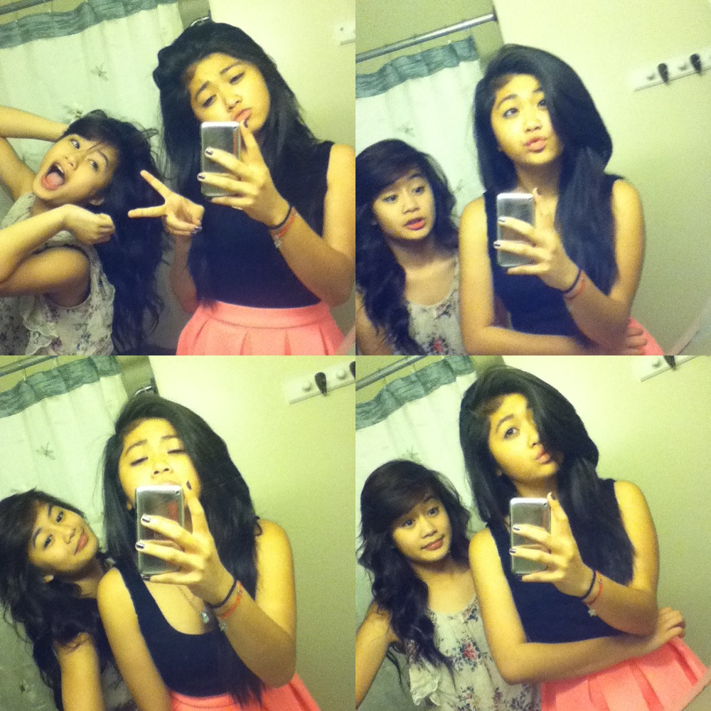 Cause we cute ;* lol
