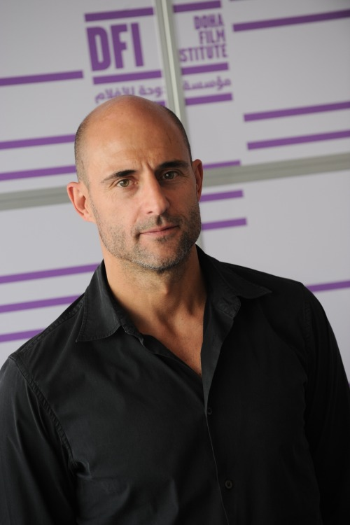 Having a bit of a Mark Strong night