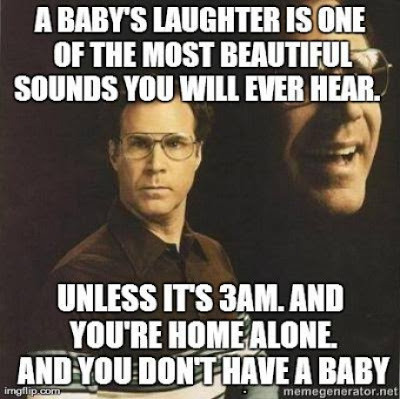 (via A baby's laughter…)