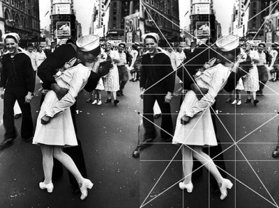 The Great Compositions of Photographer Alfred Eisenstaedt Adam Marelli, petapixel.com Has someone ever asked you why you like an image? Beneath the surface of great picture, there is a geometric design in hiding. During World War II, photographer Alfred Eisenstaedt worked for the early version of the Associated Press and went on to…  awesome.