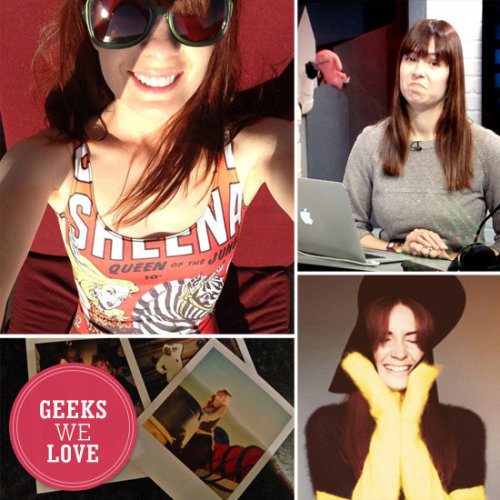 heygeeksugar:  Tweets of the Week from Geeks We Love