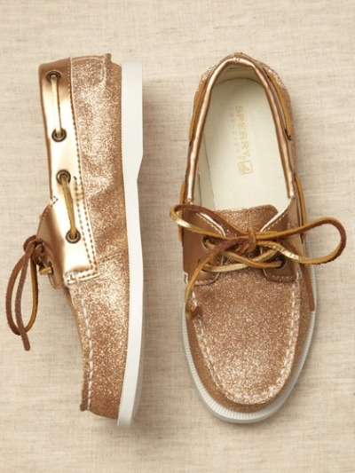 I just found very similar Sperrys on sale.