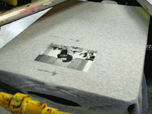 purefilthmagazine:  See how the new PUREFILTH x Cam Damage tee is made at PUREFILTHmagazine.com