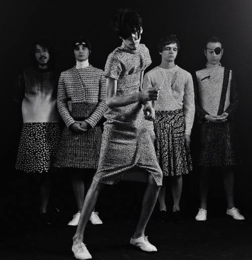 aquariumdrunkard:  The AD review… Deerhunter :: Monomania