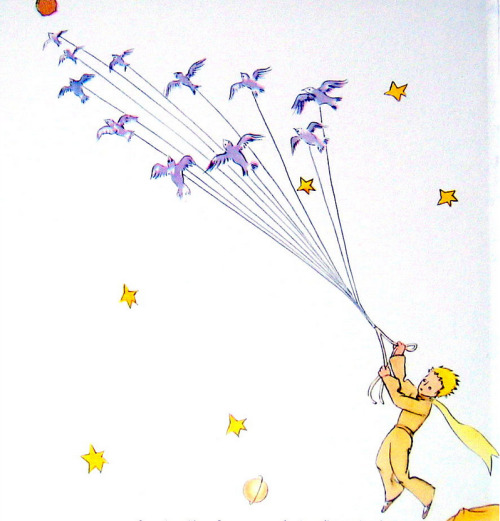 "The Little Prince by Antoine de Saint-Exupéry (and others) My friend recently told me that because knitting is now cool, you don't know that you're really old until you start quilting. I think it's interesting that now, as a quilter, I'm here today to talk to you about how I'm not too old to read children's books. I guess you can be both. I read a lot of books as a child, and I think that they've all shaped me in some way. Some of those ways have been more profound than others. It's true that I left the Nonprofit Leadership program at Penn, and I think part of the reason I left that program is what I learned from children's books—that you should do what will make you happy. I learned that sometimes, quitting is the right thing to do, and moving on to the next thing is best. I think part of how I learned this was from a book called Max Makes a Million, which is about a dog who dreams of moving to Paris to be a poet. He leaves his family behind, but he does it, and he's happy for it. From two other books—Frederick and Swimmy by Leo Lionni—I learned that everybody has something to contribute. We just have to be sometimes creative to find it. Swimmy is a very small fish, but he teaches all of the other fish to band together into a giant fish to scare off the predators. Frederick is a mouse who is trying to collect things for the winter. Everybody else is collecting food, like they should, and they're very irritated because Frederick seems to be doing nothing. But he is collecting colors, and words, and the warmth of the sun. And when they all run out of food, he delivers these things, and they're all thrilled to experience something other than the cold gray of the winter. And finally, maybe less profoundly, there was a book called Bill and Pete, which was about a hippo and his best friend (and also his toothbrush), who was a bird. Which is a common relationship, I think. But this probably started me on the path to my insatiable love of interspecies best friends, which I think is a magical thing. And maybe not important to how I live my life, but it brings a lot of joy to it. The other thing that I read a lot of were Jewish children's books, which most people tell me aren't real when I tell them about my children's books. But the main lesson that I gleaned from them was that rabbis are geniuses, and will solve all of your problems. They can resolve family discord; they can help you help an evil ghost move on; and they can get rid of witches by tricking them into melting themselves. I don't spend a lot of time with rabbis these days, but if there is an invasion of witches, they are the first people I will call. Eventually, though, I came across The Little Prince, which is what I mainly want to talk about. I'm not sure if I really learned much from this as a child. I think part of what I want to say is that you're never too old to read children's books, and you're never too old to learn from them. So while I may not have read it as a child, I definitely took in its messages. And I'm not 100% whether I learned everything from the book, or whether it resonated with me because it's how I already felt. The main thing that I want to say about The Little Prince is that it taught me that, in fact, not rabbis, but possibly a fox, and children were the smartest people in the world. There are three quotes that I want to talk a little about. The first one is probably the one that people know the best, and that's: ""It is only with the heart that one can see rightly; what is essential is invisible to the eye."" I think it's a message that a lot of people have taken away from that book: you need to look beyond things. And I think children are really good at doing that. They have wild imaginations; they can see what's not there.  The next quote is: ""You become responsible forever for what you have tamed."" This quote is probably one that summarizes my worldview. It has explained to me why we need to take care of each other, the planet, and animals. Because anything that we have made our own, we've made work for us, we need to take care of. For those of you who haven't read it: the little prince is traveling through space, and he has a rose at home that he's trying to take care of. The fox tells him that he must take care of his rose because he has tamed it. It's part of why I work in animal rescue, which is probably the main focus of my life these days. I have many foster dogs and live in a zoo, but it's worth it. I think it's important. Finally, I think this one sort of sums up the reason that we're all here: ""Grown-ups never understand anything by themselves, and it is tiresome for children to be always and forever explaining things to them.""  When my niece was a baby, I used to often think and wonder if she thought I was an idiot for always asking her what animals said and what colors things were. I thought that maybe she sat there thinking, ""Come on, lady. I have told you that a hundred times."" And she probably did, because she is a very smart little girl. But we keep doing it. In all seriousness, even though that might be giving kids a little too much credit, I think it's really important to remember what they can teach us. Children's books are one of those things that bring us back to that. They show us, simply, the important messages that children know—whether they learn them from the books or bring them to the books. They know them, and we forget them. I think it's important to always go back to these books and see what we can find from them. Which is why I was interested in being a part of this project. Because unlike our host, I did go and get that misguided children's book tattoo. I am committed to them.     —Chava Spivak-Birndorf works as a lawyer at the Disability Rights Network, working mainly on issues related to transition-aged youth with disabilities. She foster dogs and volunteers with a dog rescue group. She is currently learning to use a sewing machine, starting with quilting. Chava originally read this story at The Sensible Nonsense Project's live show at the Kelly Writers House on February 6, 2013. You can find video and audio from that event here."