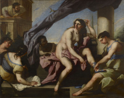 The Toilet of Bathsheba, c. 1663Luca Giordano Italian, 1634 - 1705Oil on canvasOverall: 196 x 247 cmGift from the family of Max Tanenbaum in his memory, 1991© 2013 Art Gallery of Ontario