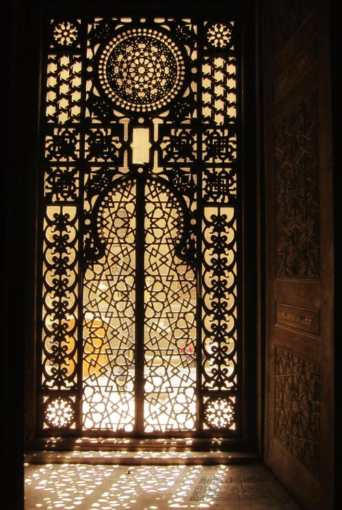 beautyartislam:  Al Rifai Mosque. Cairo, Egypt.