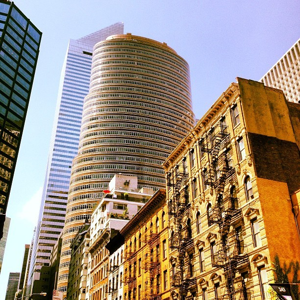 * #architecture #inspiration on a beautiful day in #newyork *