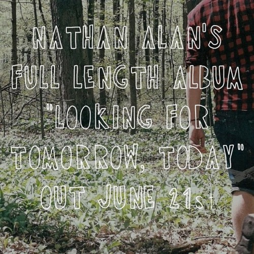 nathanalanofficial:  Can't wait! #album  Mark your calendars!