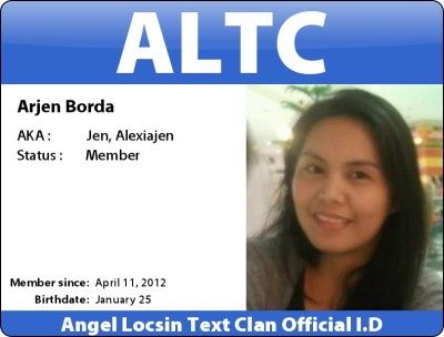 Altc ID i made for myself