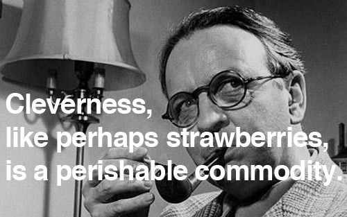 Raymond Chandler on writing