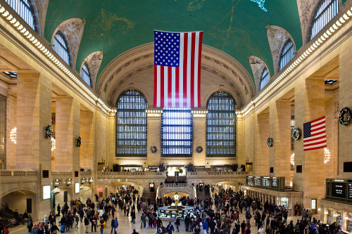 Happy 100th Birthday Grand Central. New York.