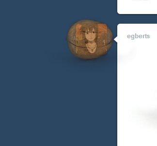 berteggs:  tumblr user egberts in a nutshell