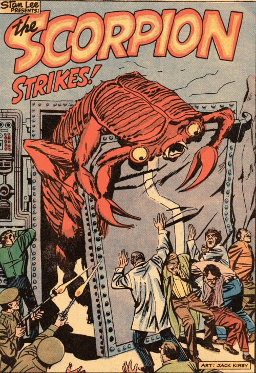 mudwerks:  (via Slay, Monstrobot of the Deep!!: The Terrible Life Of Atomic Scientists)