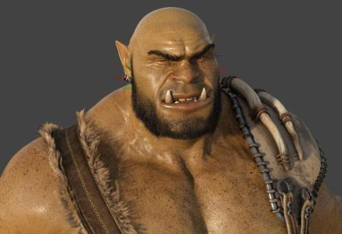 GorZak Orc - WipI spent many hours on this character, and frankly… I love it! I have inspired by the Orcs of the movie Warcraft for the color of the skin and the proportion of the character  >>> Support my work on Patreon | Follow my work on Twitter <<< #3d work#ad games#orc#gorzak#mucles#3d