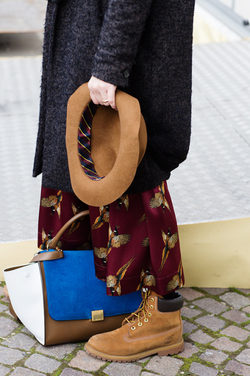 aurevoiraurelie:  SO GOOD (via On the Street…..Work Boots, Florence « The Sartorialist)