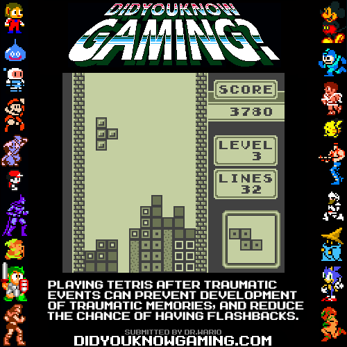 didyouknowgaming:  Tetris.http://en.wikipedia.org/wiki/Tetris_effect#Place_in_cognition