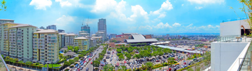 Serendra, McKinley Parkway and Market! Market! from SM Aura, Bonifacio Global City