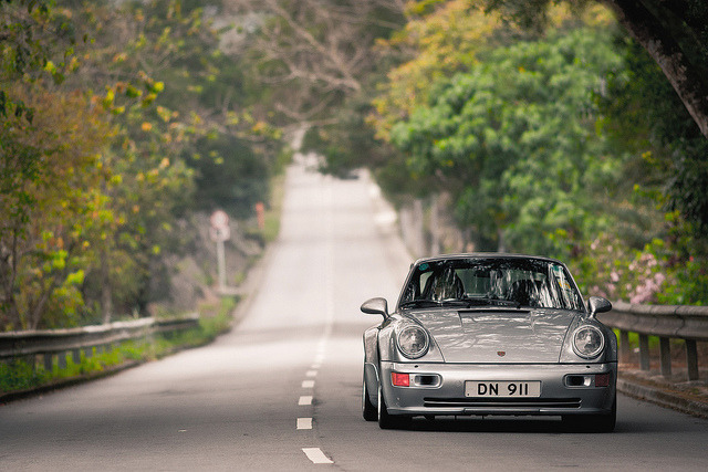wellisnthatnice:  Porsche 964 Turbo 3.6 by Rupert Procter on Flickr.