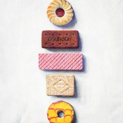 Today, we've gone decidedly British with our #midweektreat. Which biscuit would you pick?? #hardchoice