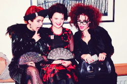 angel-hyperballad:  Paloma Faith & Helena Bonham Carter