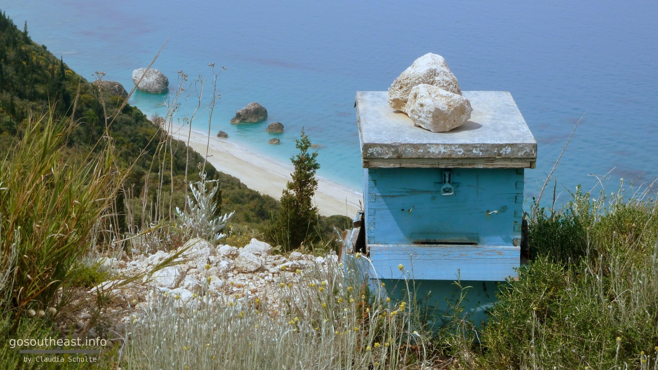 Natural Beauty …. Lefkada's West Coast