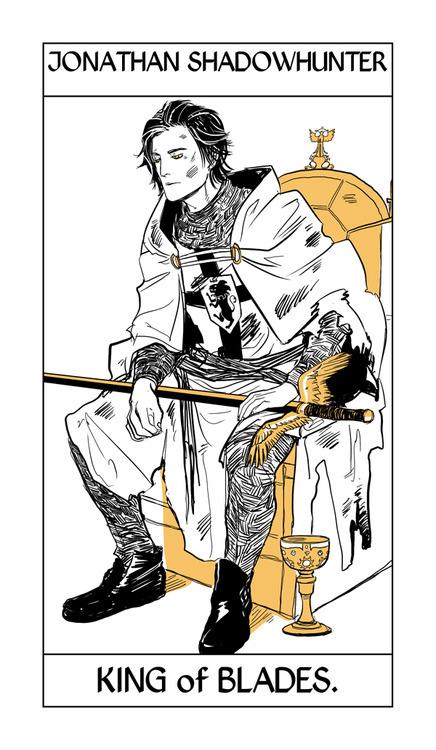 The Mortal Instruments, City of Bones, Tarot Card, The ... |Mortal Instruments Cards