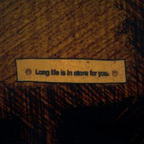 """Long life is in store for you."" Maybe the #fortunecookie knows something I don't, lol!"