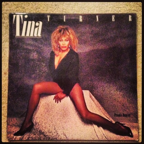 Girl, somebody done dropped some Tina on my floor. #tinaturner #tina #gayboyproblems #retro #vintage #music #record #vinyl #art #classic #pop