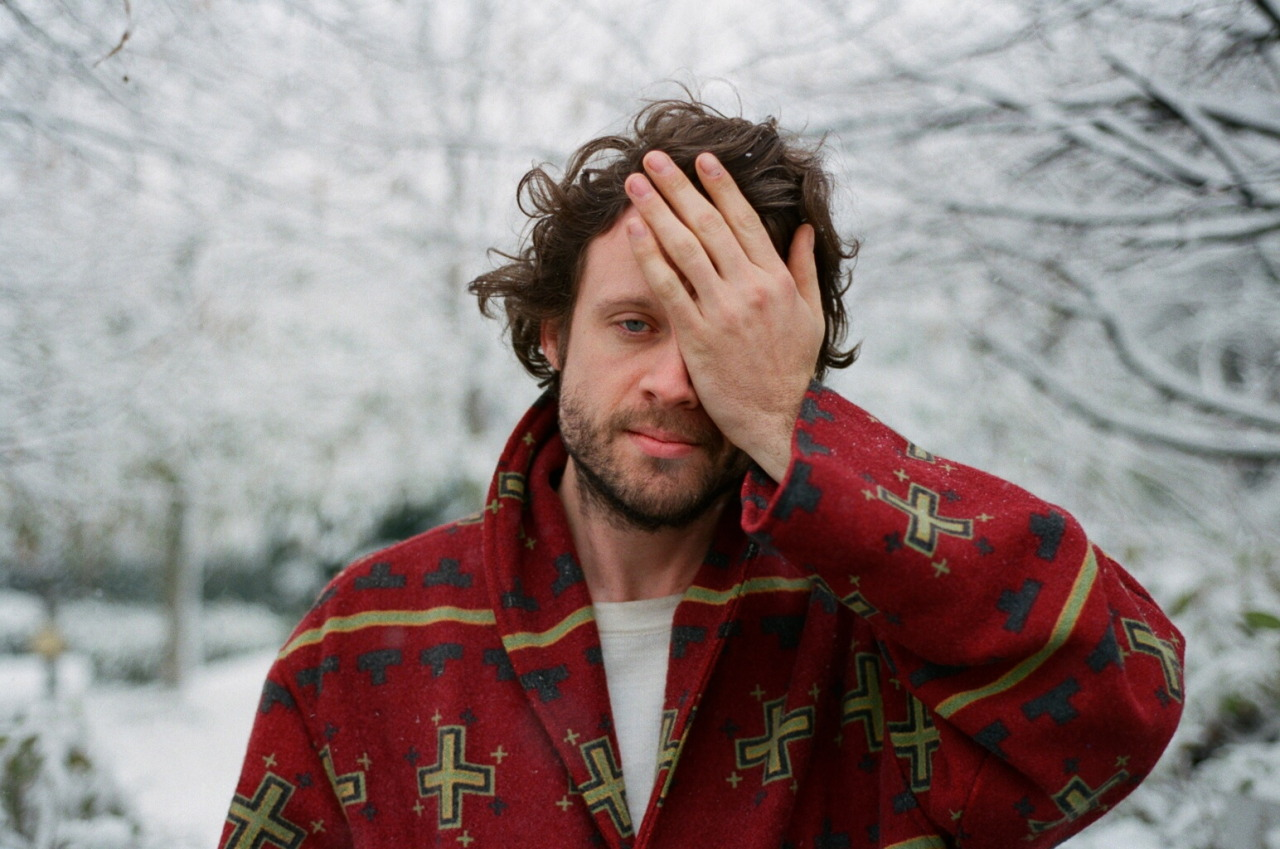 subpoprecords:  Father John Misty kinda humble bragging about that killer robe. WE GET IT, COOL ROBE, DUDE. JEEZ. www.subpop.com/artists/father_john_misty  Fear Fun will be in my album rotation until I die. Also, cool robe.