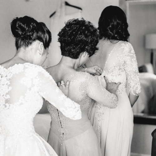 fuckyeahweddingideas:  Teamwork makes the dream work…