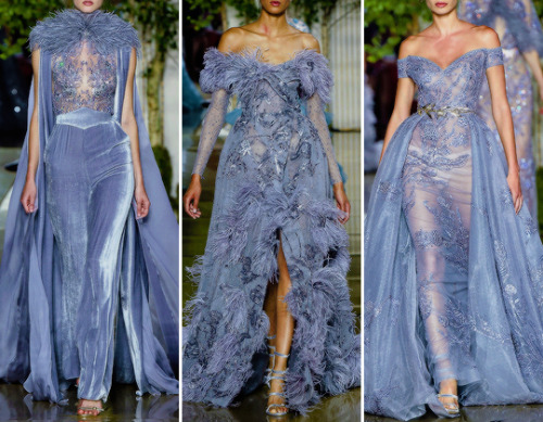 fashion fashionedit couture edit haute couture fw17 fall 2017 zuhair murad newedit