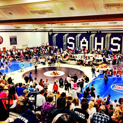 Shamokin! #easternnationals #mawa #wrestling #saveolympicwrestling