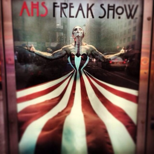 american-horror-story-official:  Freak Show in NYC